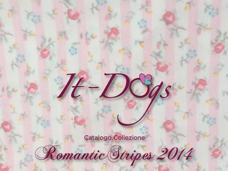 Romantic Stripes Summer 2014 collection