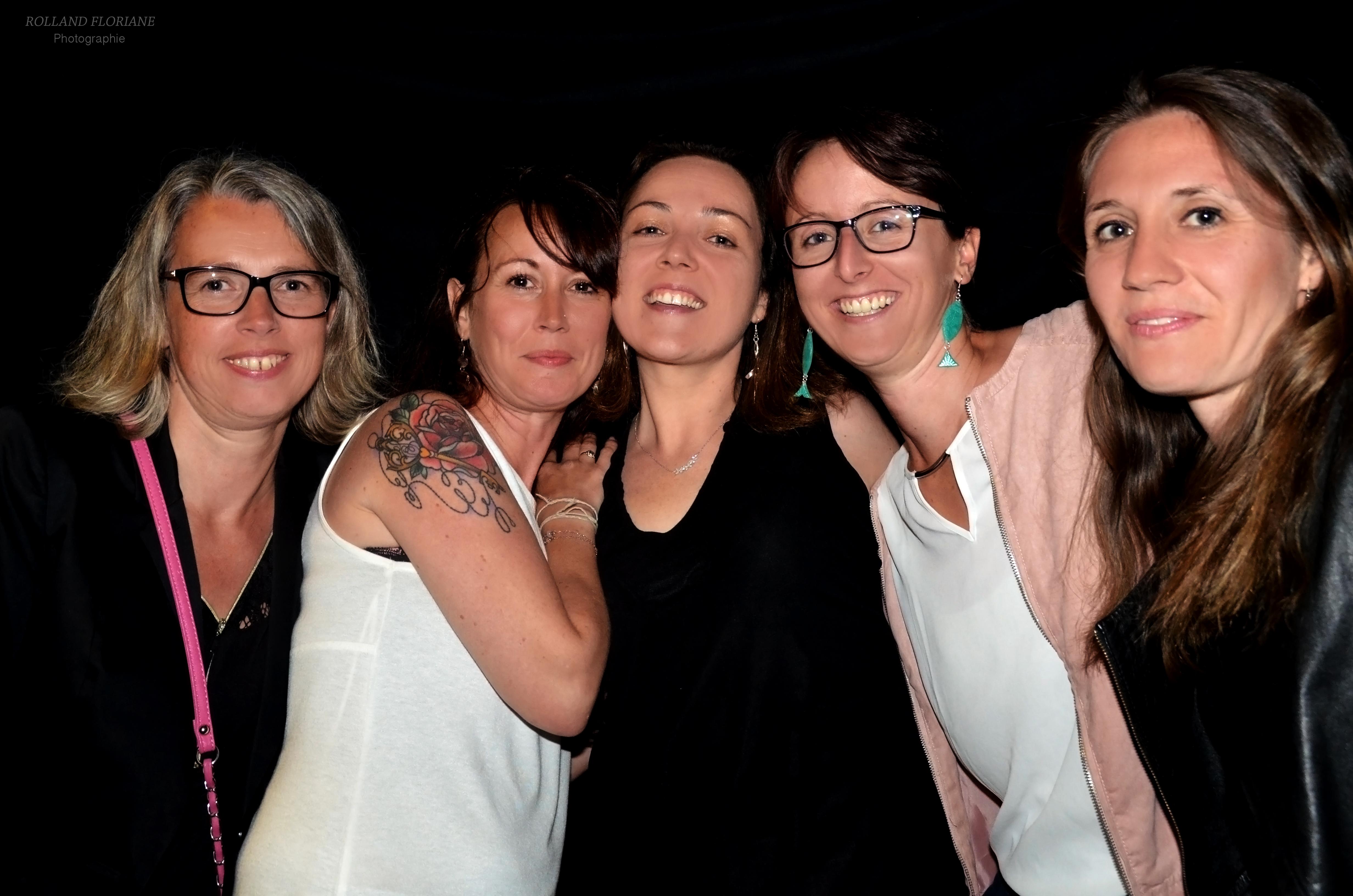 soirée 100% filles au VnB Douarnenez