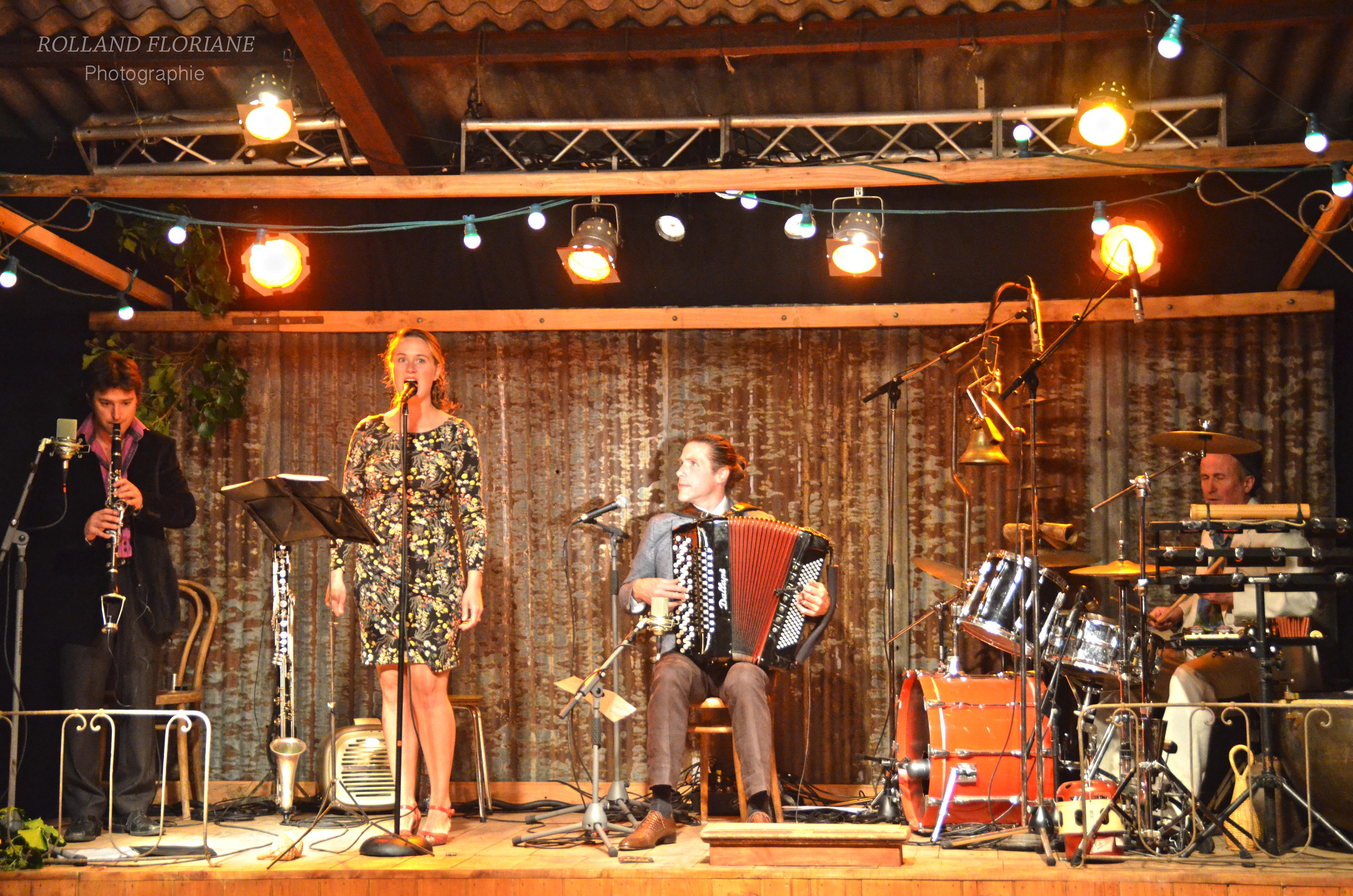 Concert Bal dansant au Millet