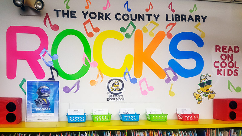Image result for york county public library sc Summer