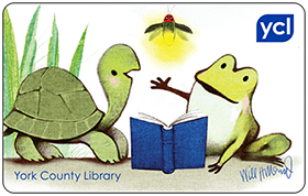 Children's YC Library Card