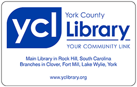 York County Library card