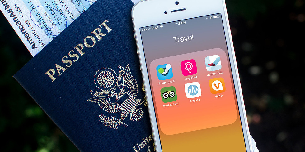 Traveling with your iPhone