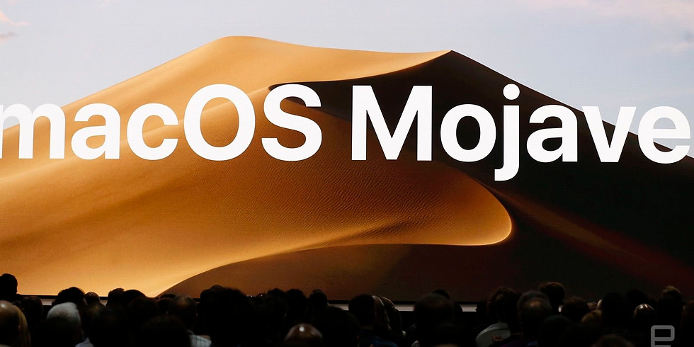 Tips and Tricks with the new Mojave