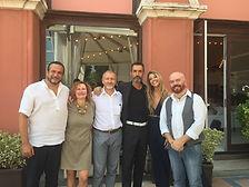 Lucia Zanettin, Davide Casadio, Piergiorgio Piccoli, Guenda Goria, Diego Carli, Luca Zanfron
