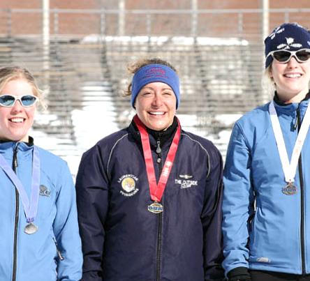 OUA Nordic Champion - Carley Kenwell