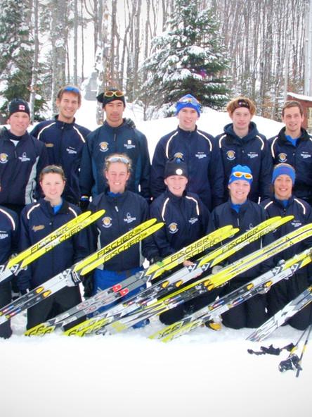 2006-07 Laurentian Voyageurs Nordic Team