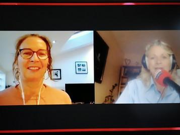 Podcast de l'émission Sud Radio avec Sandrine MULLER BOHARD