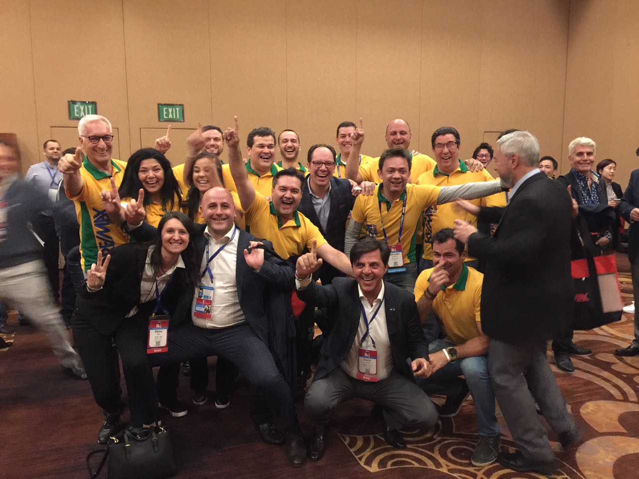 Comitiva Brasil 2017