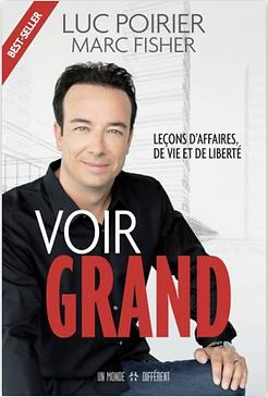 VOIR GRAND Marc Fisher et Luc Poirier
