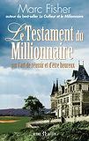 Le testament du millionnaire par Marc Fisher