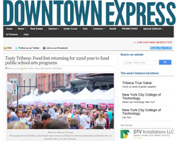 Downtown Express 5/16/2016