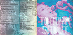 Tomiya Shout CD Jacket Released by April 10 2018