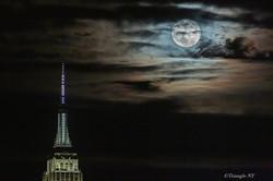 Super Strawberry Moon Rising 2021