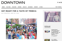 Downtown Magazine NYC 5/20/2016