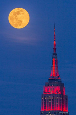Second Super Pink Moon in April 2020
