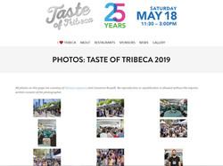 Taste of Tribeca 2019