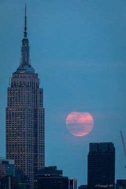 Super Moon Trifecta in March 2019