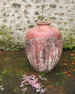 Terracotta Effect Urn