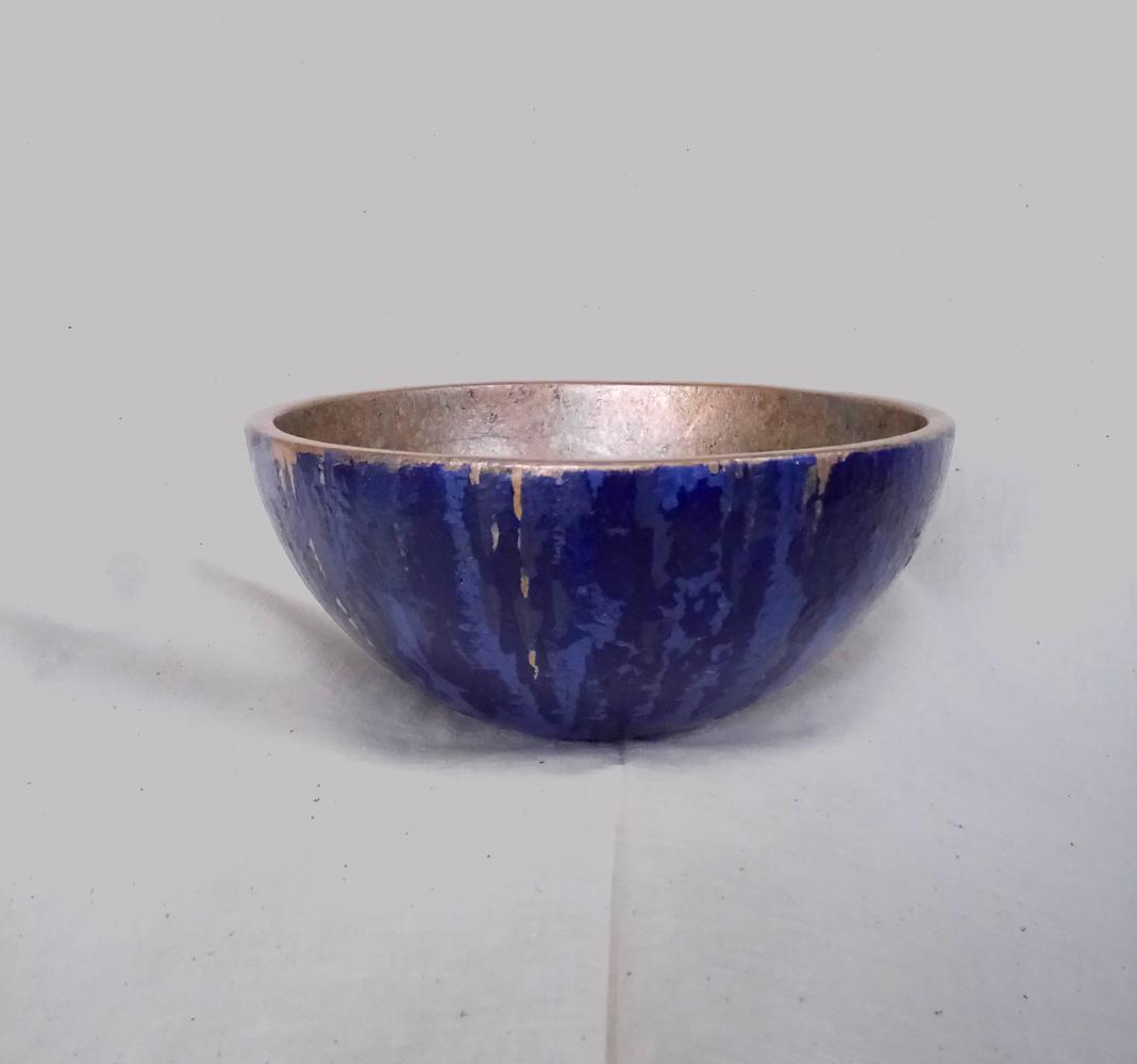 Blue Gold Bowl