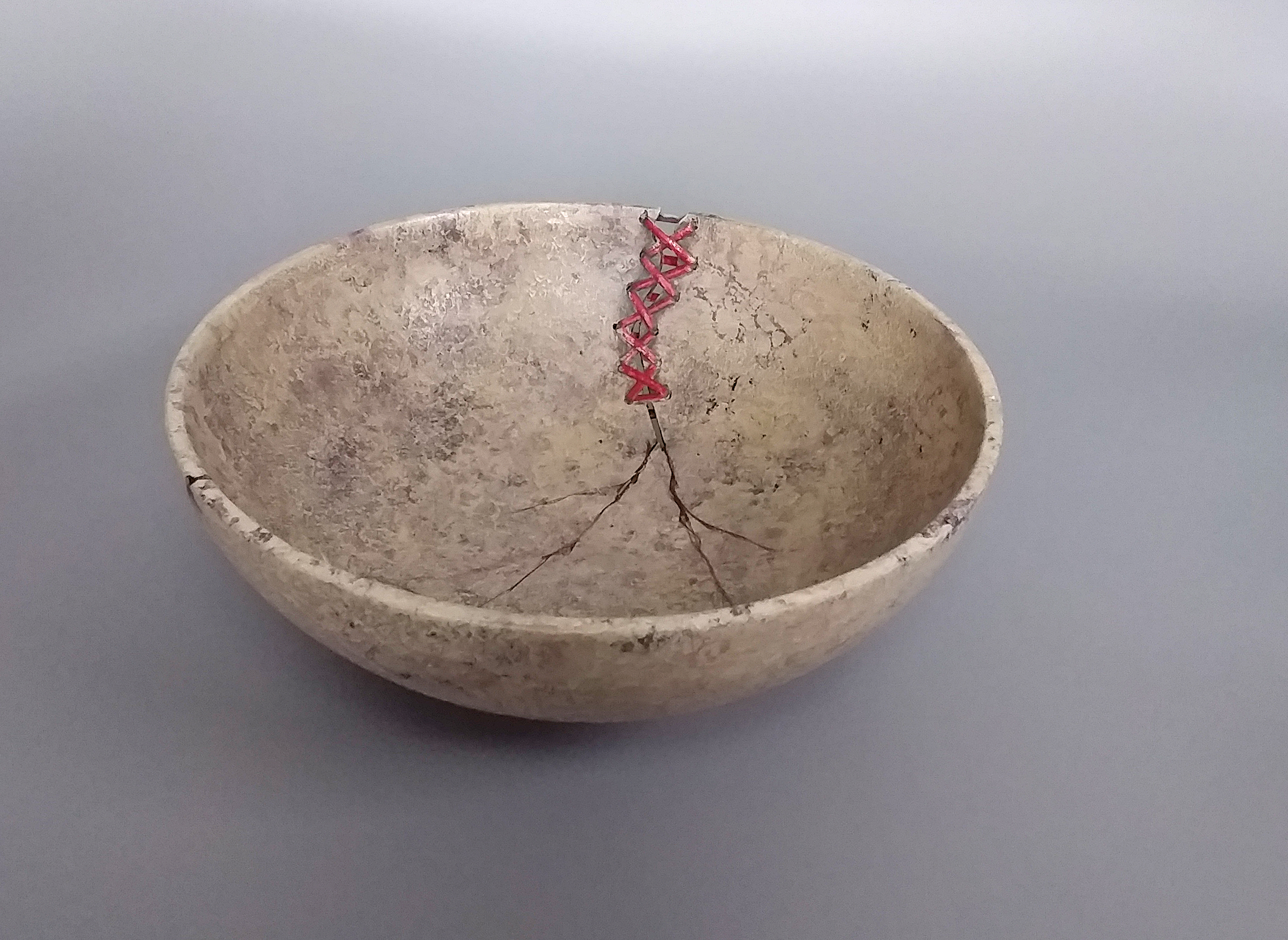 Lace Up Bowl