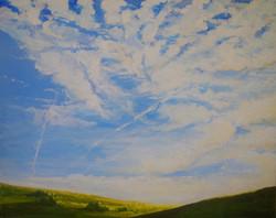 """""""Low Sun Across Fields"""""""
