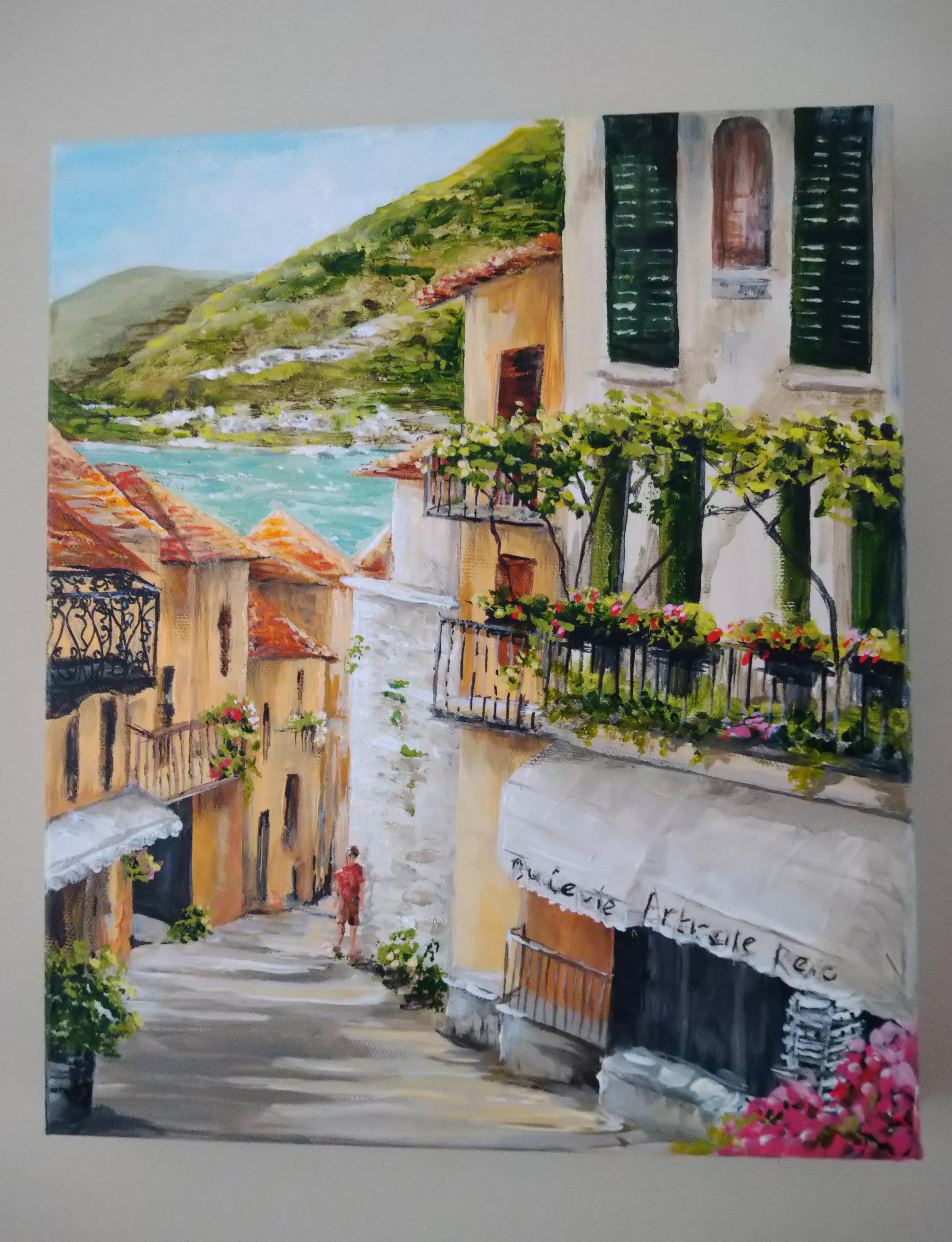Lake Bellagio - Roy