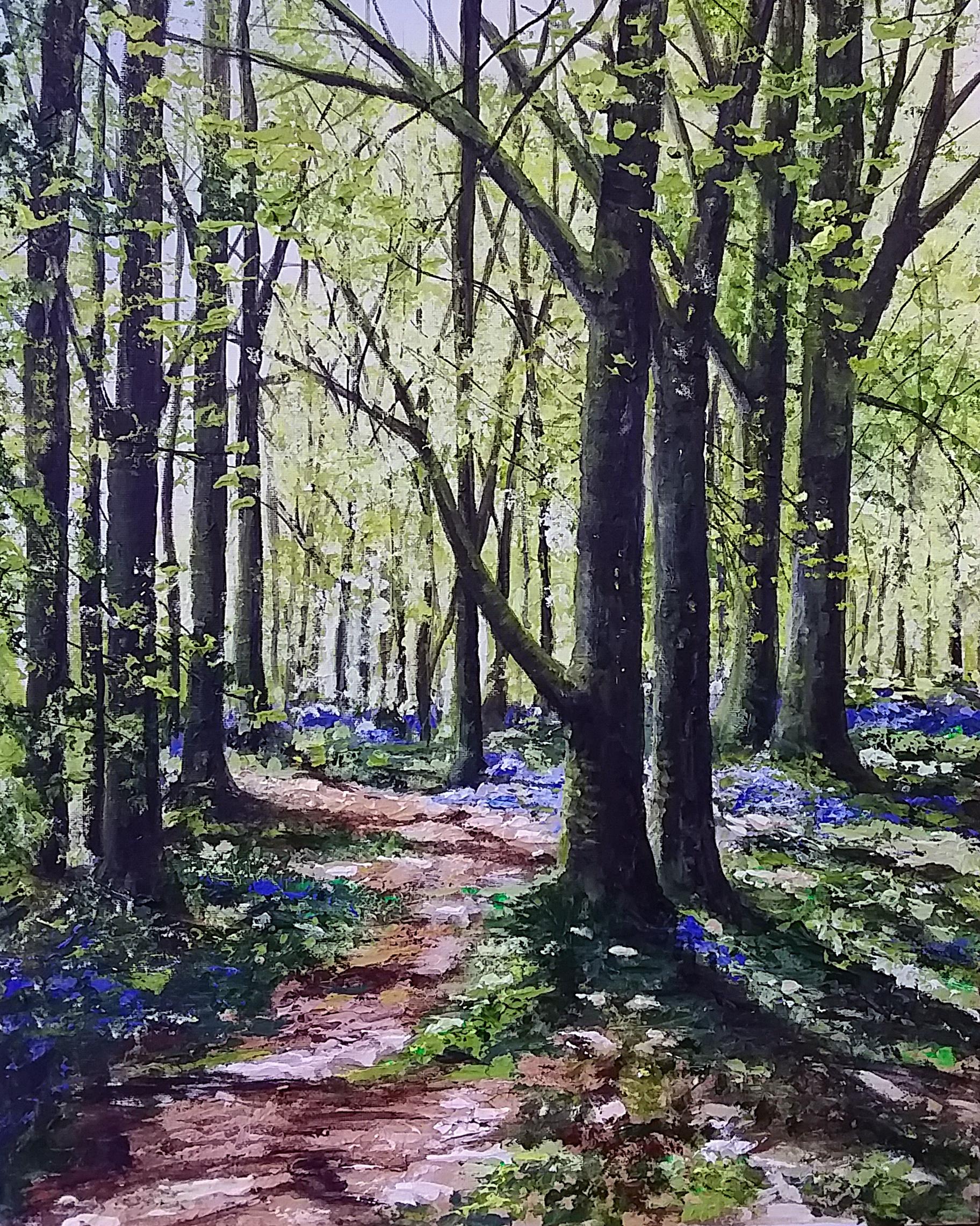 """""""Woodland Shadows"""""""
