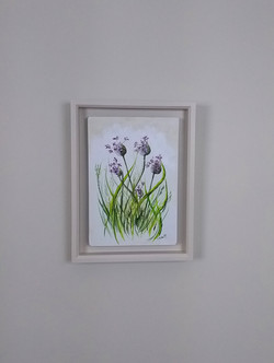 Garlic & Grass