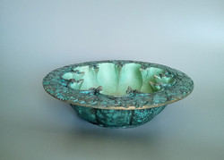 Jade Green Bowl