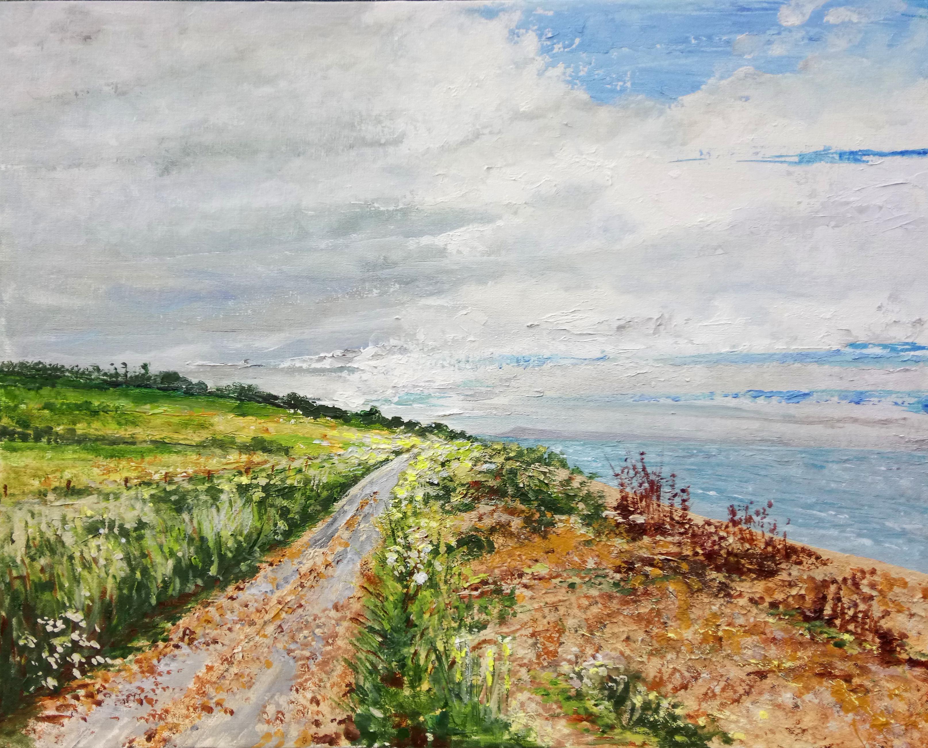 """Shingle Path, Heading for Portland"""