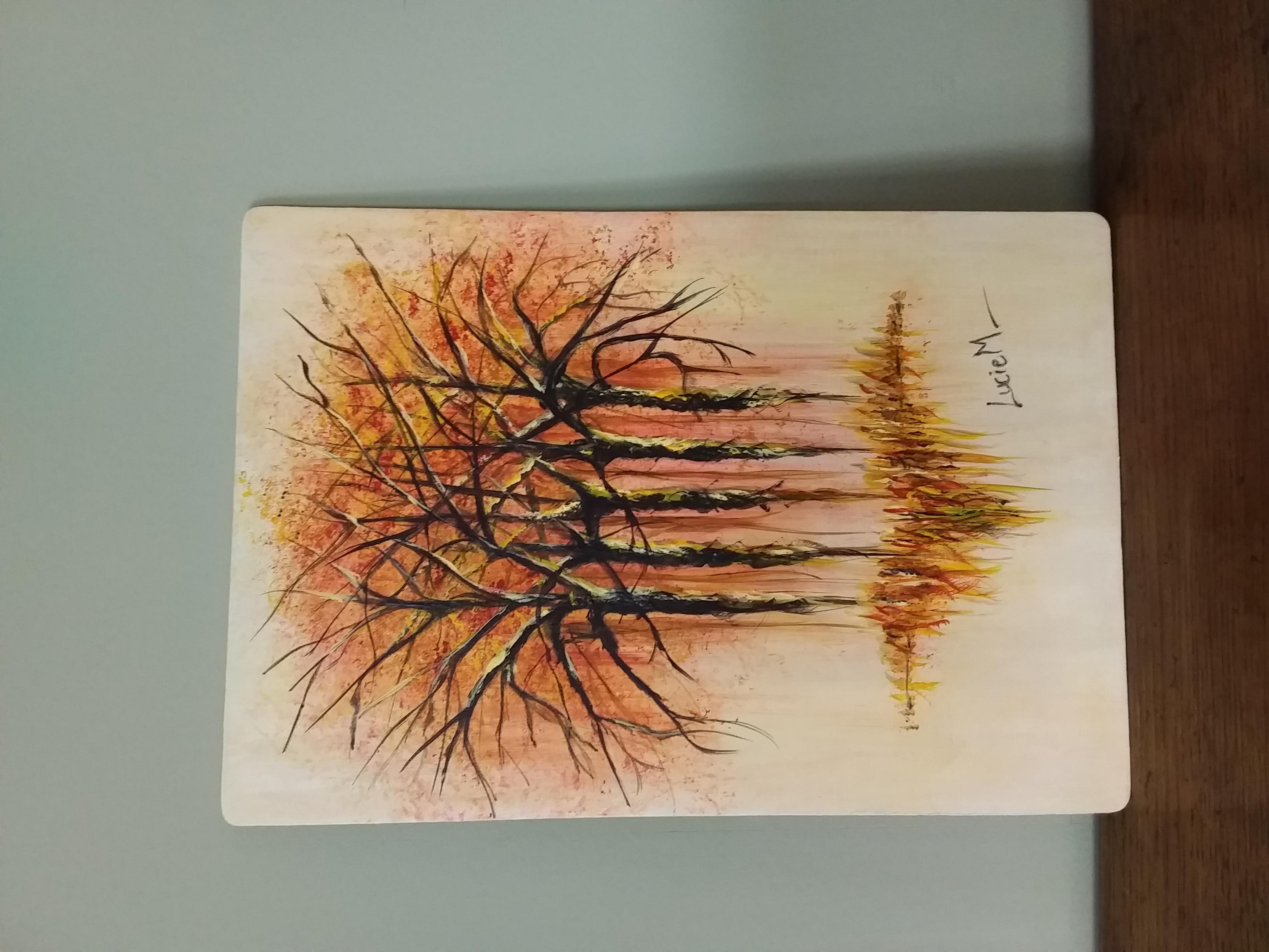 """""""Autumn Fire Burst"""""""