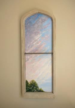 Sky Through a Window #2