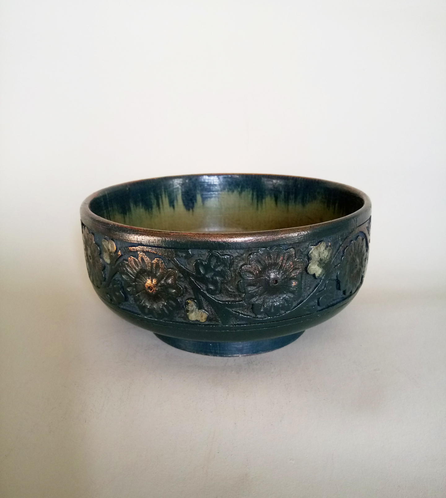 Blue Green Bowl