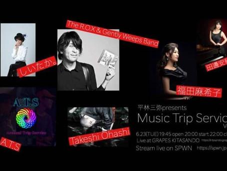 平林三弥 Presents Music Trip Service vol.2