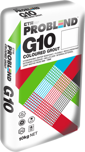 Problend G10 Coloured Grout