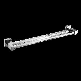 Lux  Double Towel Rail