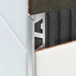 L Shape Polished Angle - Bright Silver