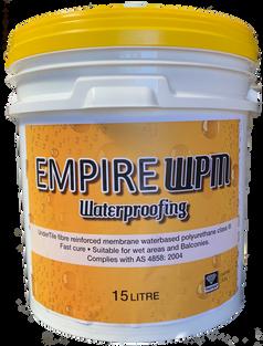 Empire WPM Waterproofing