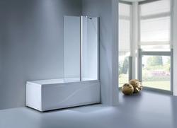 Fix & Swing Bath Screen
