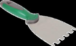 Notched Paint Scraper