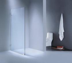 Frame-less Single Shower Panel