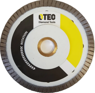 OTEC Thin Turbo Blade