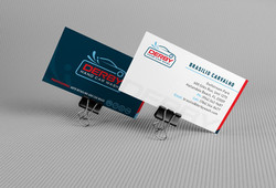 Corporate Business Card CARWASH