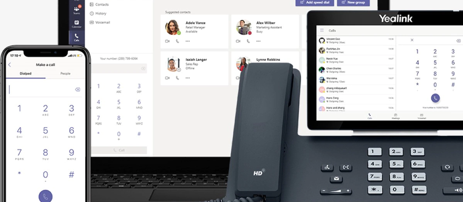 Microsoft's Small Business Phone System Launches Today! April 1st!