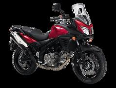 Suzuki Vstrom 650cc
