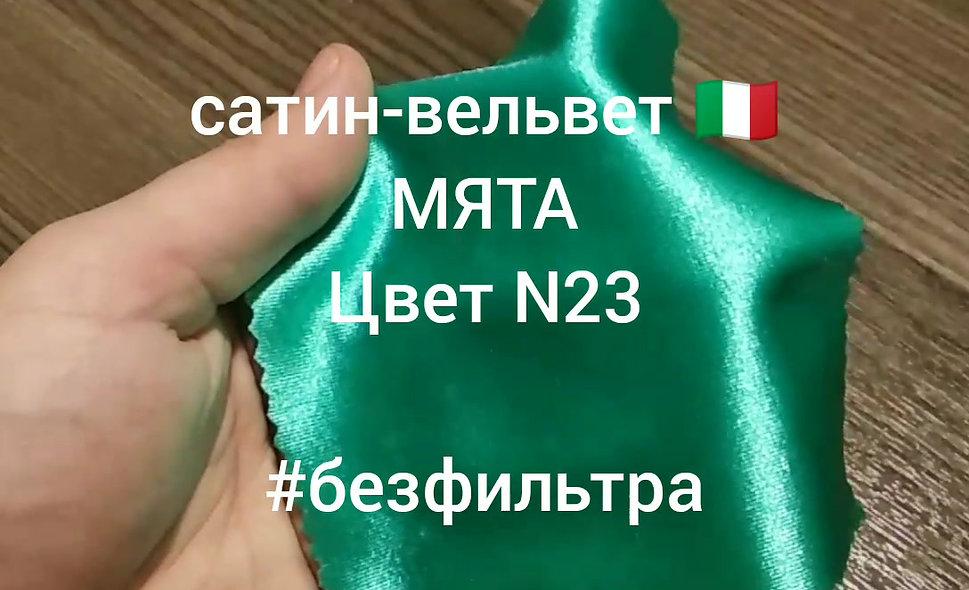 №23 Мята