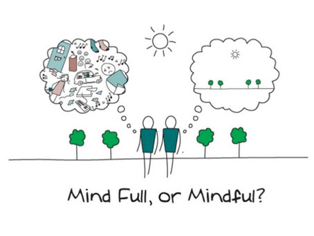 Mindfulness? Yeah, what is that?  And what's all the hype?
