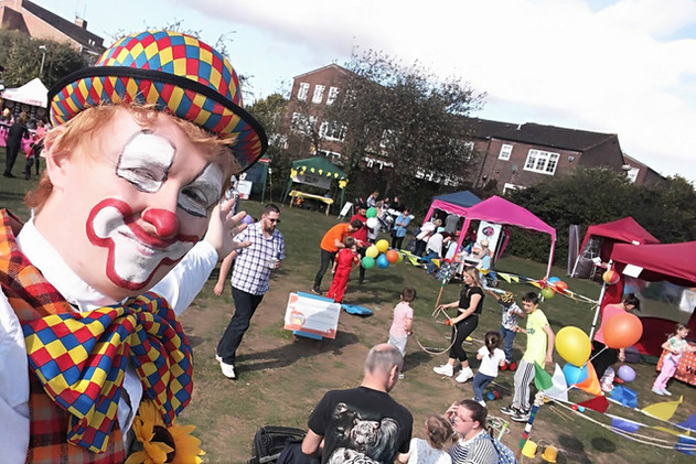 Dave the Clown