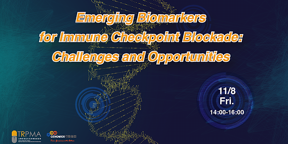 TRPMA - Emerging Biomarkers for Immune Checkpoint Blockade: Challenges and Opportunities